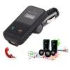 Handsfree sæt og FM MP3 transmitter